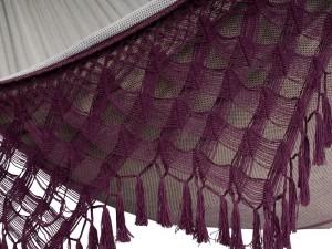 Splot Macrame hamak brazylijski Bossanova, La Siesta