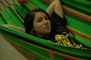 Odpoczynek w hamaku
