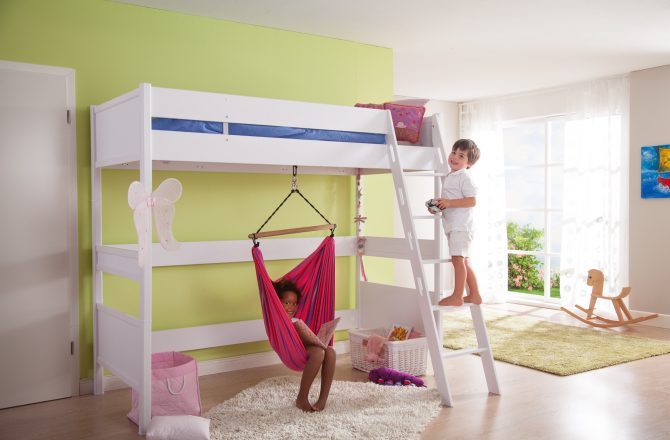Fotele hamakowe dla dzieci