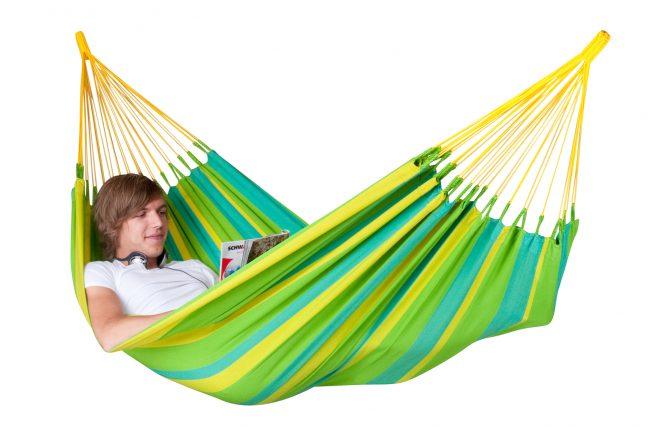 Hamaki ogrodowe – wspaniały relaks!