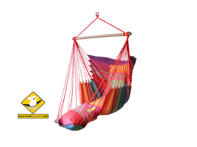 Fotel hamakowy HC-FR