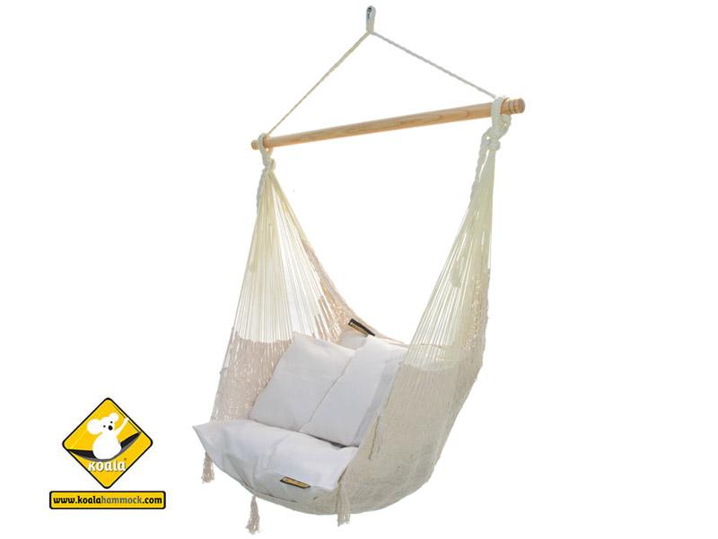 Sznurkowy fotel hamakowy AHC-9