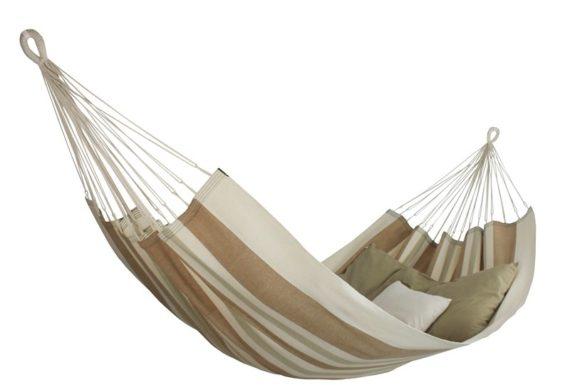 Naturalny sposób relaksu – hamaki wykonane z bio-bawełny